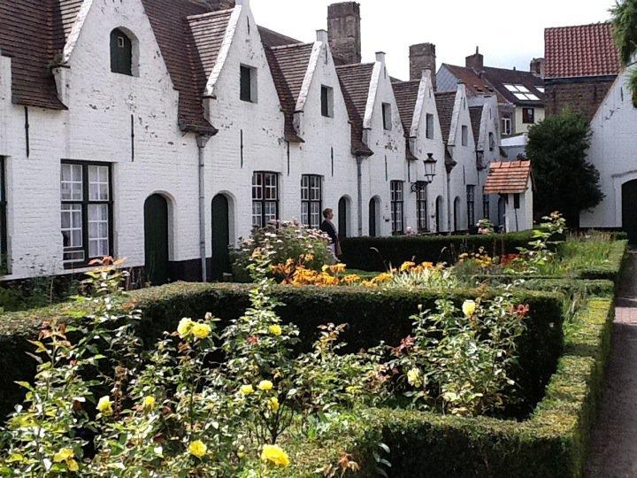 Bruges Almshouses